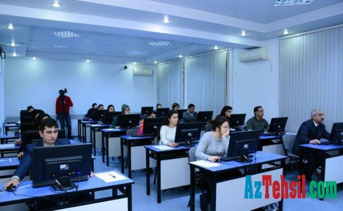 AMEA-da informatika fənni üzrə doktorluq imtahanları başlanıb