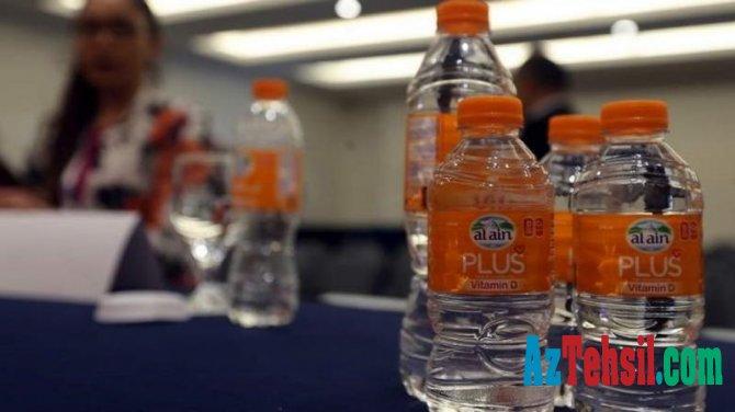 D vitaminli su hazırlandı -DİQQƏT