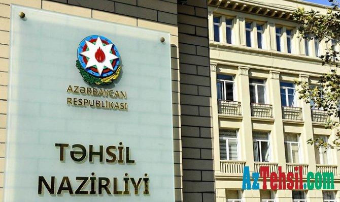 Təhsil nazirinin müavini işdən çıxarıldı - YENİ TƏYİNAT