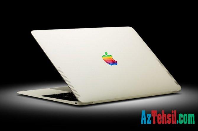 """""""Apple"""" kiçik noutbukların istehsalına qayıdır"""