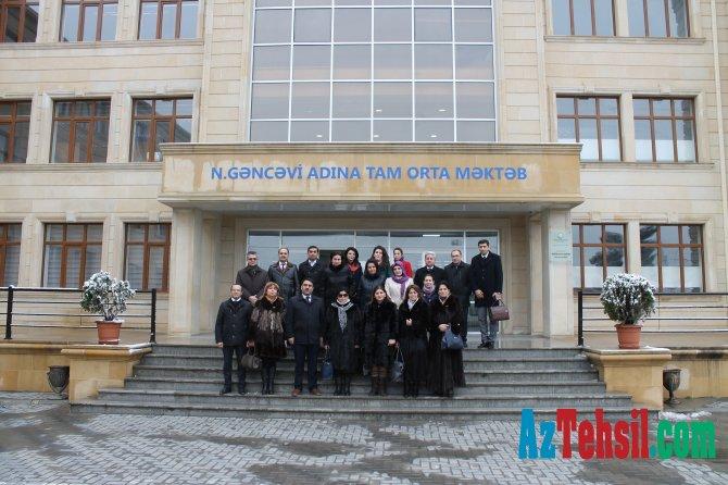 Şəmkir şəhərində yeni təhsil proqramı əsasında hazırlıq kursu təşkil edilib.