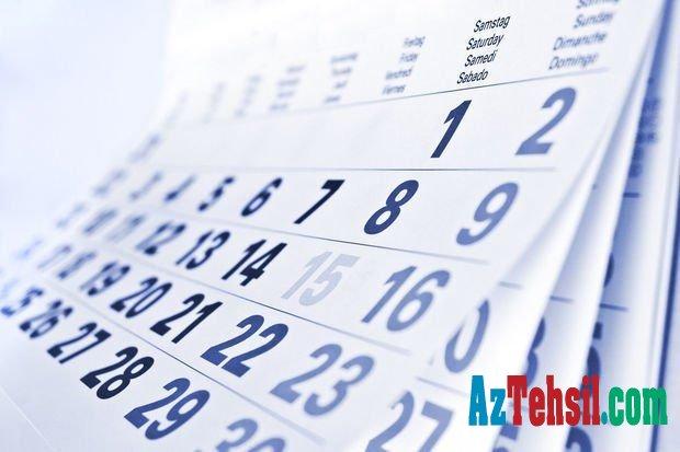 Aprelin 11-i Azərbaycanda qeyri-iş günüdür