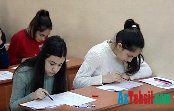 """Qış imtahanlarından """"2"""" alan tələbələr - MÜZAKİRƏLƏR BAŞLADI"""