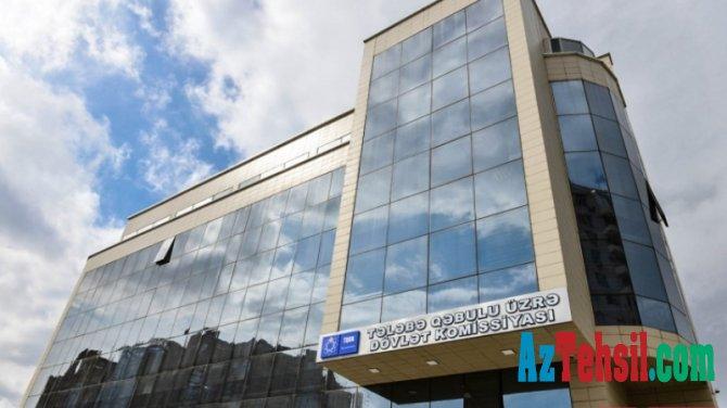 Magistraturaya qəbul olmaq istəyənlərin - NƏZƏRİNƏ