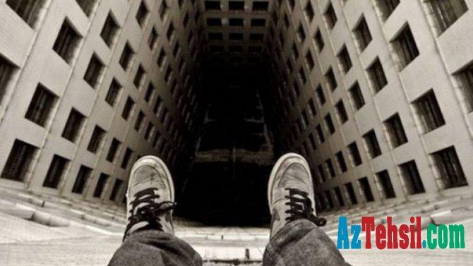 SOCAR-ın binasında intihar – Özünü 8-ci mərtəbədən atdı