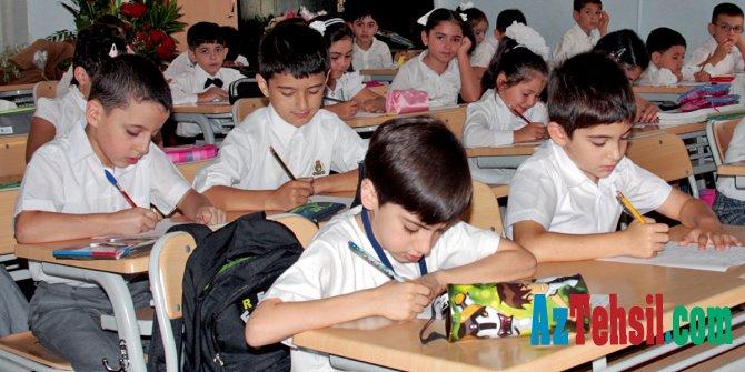 Yeni tədris ilində 6 yaşı tamam olmayan uşaqların I sinfə qəbul qaydası açıqlandı