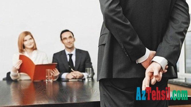 Dövlət qulluğuna müsahibədə 23 namizəd uyğun hesab edilib