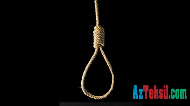 Abşeronda məktəb direktorunun müavini intihar etdi - TƏFƏRRÜATLAR