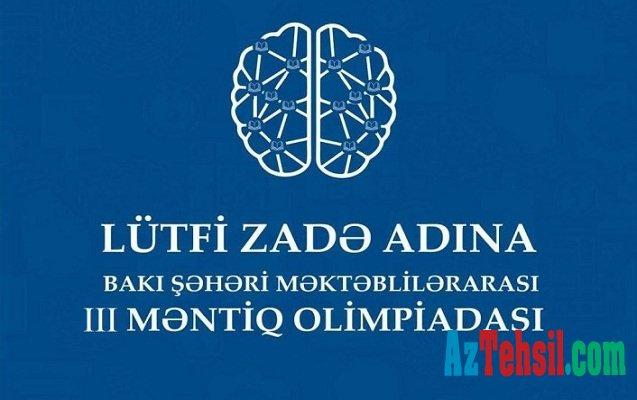 Bakı məktəbliləri arasında məntiq olimpiadası keçiriləcək