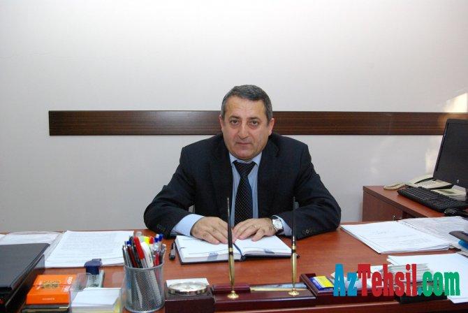 Texniki Universitetə yeni prorektor təyin olundu