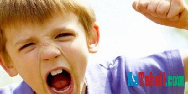 Uşaqlarda davranış pozğunluğu - inadkarlıq