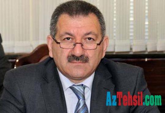Ceyhun Bayramov  yeni direktor təyin etdi - FOTO