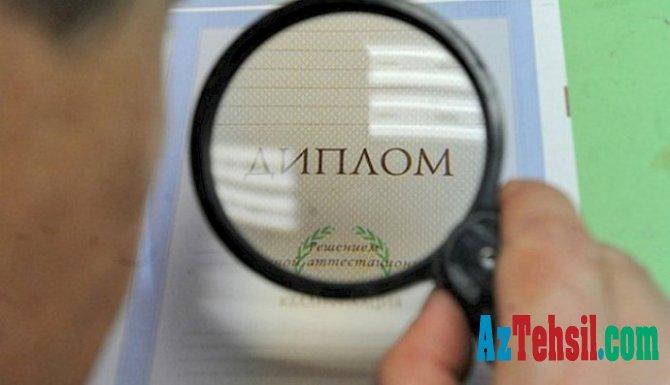 Xaricdə alınan diplomu Azərbaycanda necə tanıtmalı?