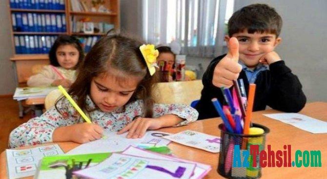 Azərbaycanda uşaqlar bağçalara 1 yaşından veriləcək