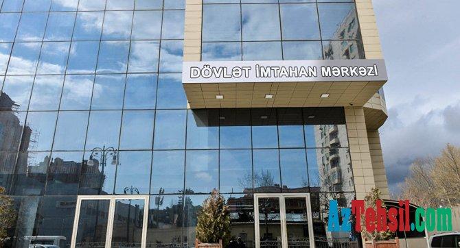 DİM dövlət qulluğu imtahanında ixtisaslar üzrə statistik məlumatları açıqladı - CƏDVƏL