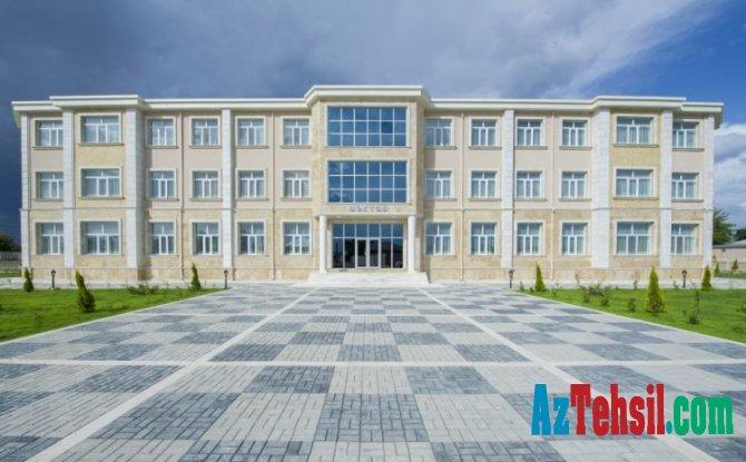 Prezident  Naxçıvanda  məktəbin açılışını etdi