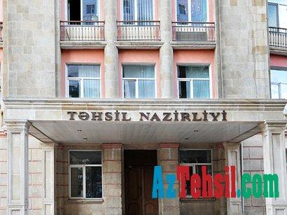 Təhsil Nazirliyinə yeni Aparat rəhbəri təyin olunub