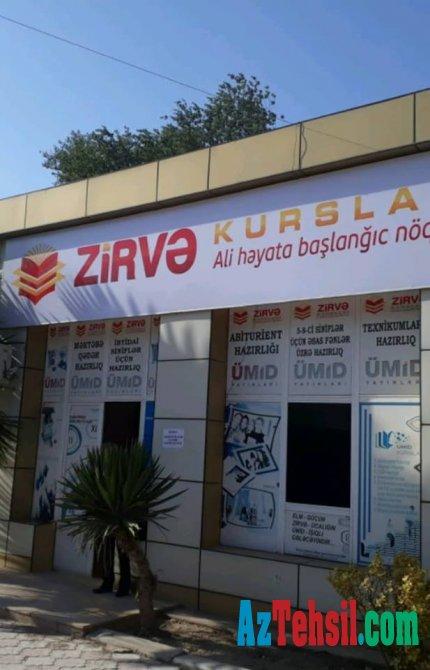 """Şirvan şəhərində """" Zirvə"""" TM-in yeni filialı fəaliyyətə başlayıb."""