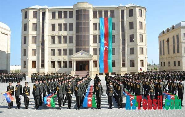 Daxili İşlər Nazirliyi Daxili Qoşunlarının Ali Hərbi Məktəbinə əlavə kursant qəbulu elan edilir