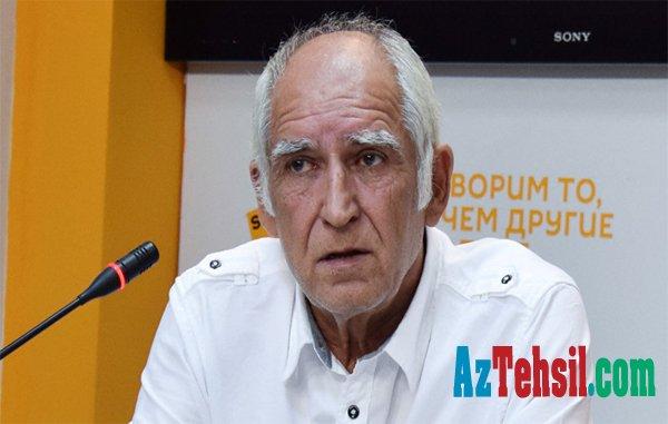 """Nadir Israfilov: """"Müqəddəs və şərəfli"""" peşə sahibini imtahana çəkmək mənə bir az ağır gəlir…"""