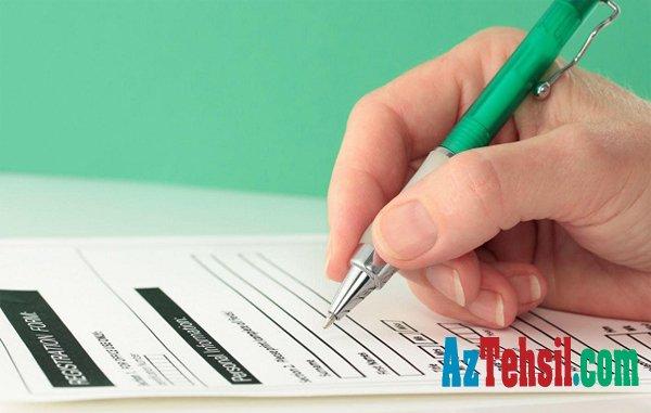 Dövlət qulluğuna qəbul üçün keçirilən test imtahanının nəticələri açıqlanıb