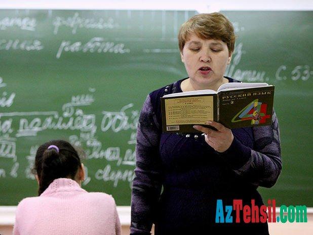 Rusiya Azərbaycana rus dilli müəllimlərlə kömək edə bilər