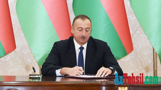 Prezident  yeni rektor təyin etdi