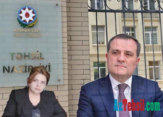 18 ilin müəllimi Ceyhun Bayramovdan kömək istədi - Təhsil Şöbəsindən ŞİKAYƏT