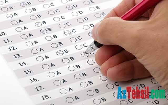 Kurikulum qaydalı yeni imtahanlarda sınaqların keçirilmə, balların hesablanma metodu – Hazırlıq kursu nümunəsində