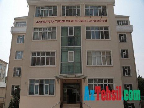 Turizm və Menecment Universiteti nazirliyin tabeliyindən çıxarıldı