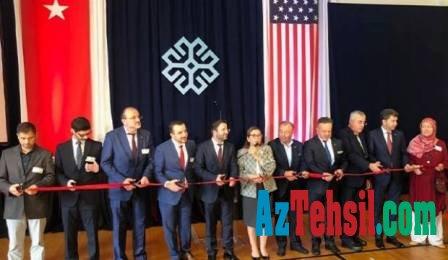 ABŞ-da ilk rəsmi türk məktəbi açılıb
