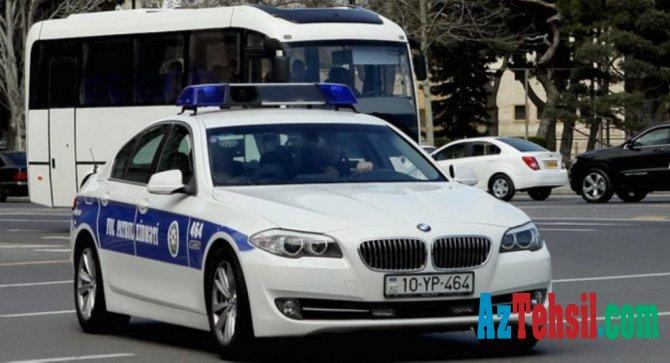 Yol polisindən valideynlərə XƏBƏRDARLIQ