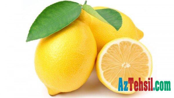 Limon suyunun 10 FAYDASI