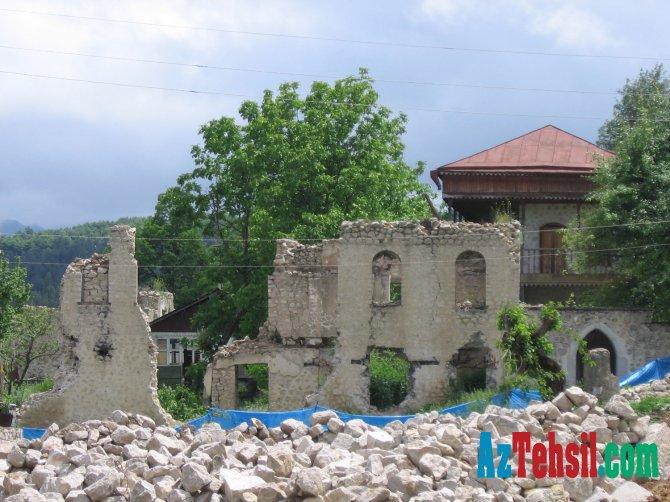 Xocavənd rayonunun işğalından 26 il ötür
