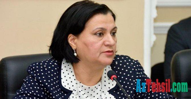 Xanım deputat məktəblərdəki rus sektorlarına qarşı çıxdı