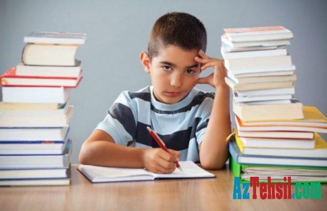 Yuxusuzluq təhsillə bağlı bütün mərhələlərdə yaddaş və təhsil üçün ciddi problemdir