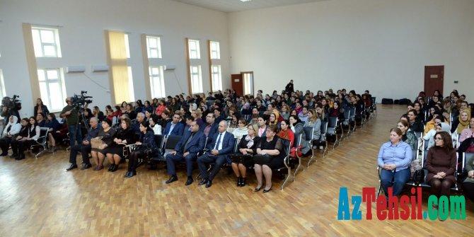 Təhsildə şəffaflığın artırılmasına dair növbəti seminar keçirildi