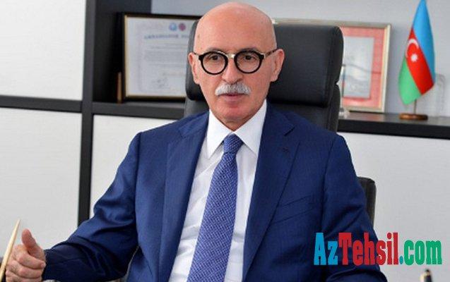 Firudin Qurbanov BDU-nun rektor əvəzi oldu - RƏSMİ