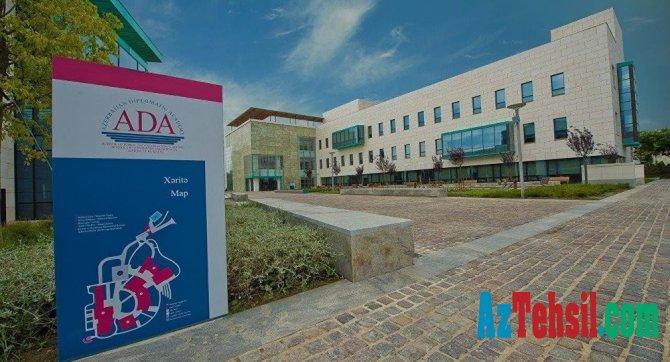 ADA Universiteti təhsil haqqını qaldırdı – 17 min manat