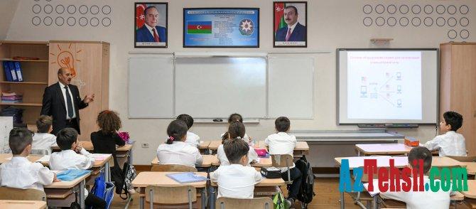 """""""İstedadlı şagird üçün istedadlı müəllim"""" müsabiqəsinin nəticələri açıqlanıb"""
