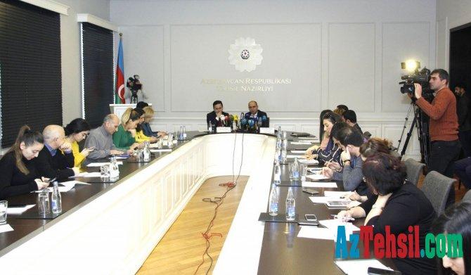 """""""15 yanvaradək təhvil veriləsi KSQ nəticələrinə ehtiyac yoxdur"""" – Summativ qaydalarda yeniliklər"""