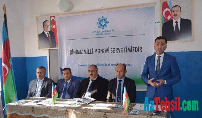 """""""Tolerantlıq diyarı Azərbaycan"""""""