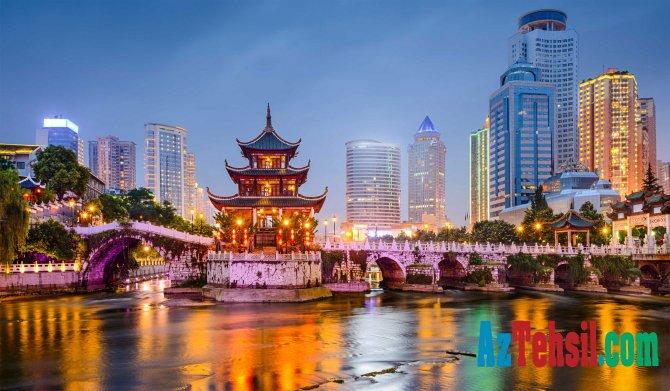 Çində 2019-2020-ci tədris ili üzrə təqaüd proqramı