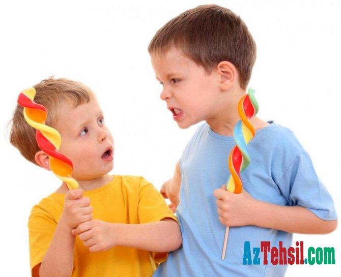 Uşaqlardakı aqqresivliyin səbəbləri və onun aradan qaldırılması