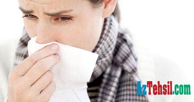 Nazirlik şagirdlər və müəllimlər arasında qızılca və A (H1N1) virusunun yayılmasına aydınlıq gətirdi