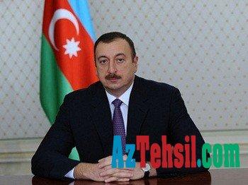 Prezident İlham Əliyev tələbə təqaüdlərini artırdı