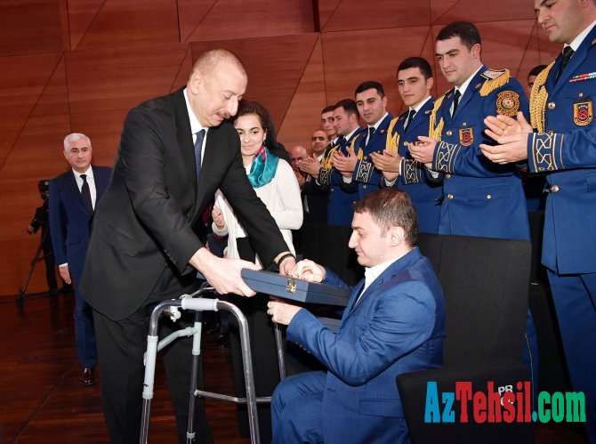 SABAH məzunu Gənclər üçün Prezident Mükafatina layiq görülüb
