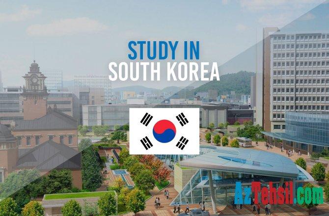 Koreya Respublikasında 2019-2020-ci tədris ili üzrə təqaüd proqramı