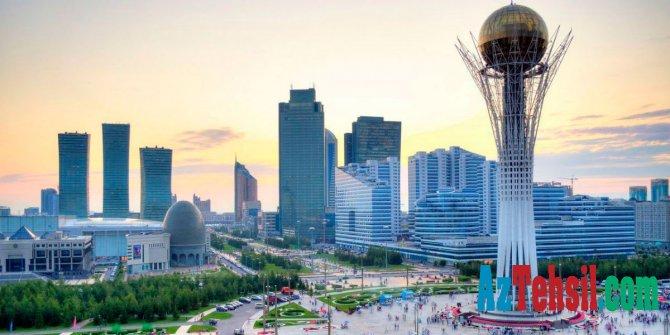 Qazaxıstanda 2019-2020-ci tədris ili üzrə təqaüd proqramı