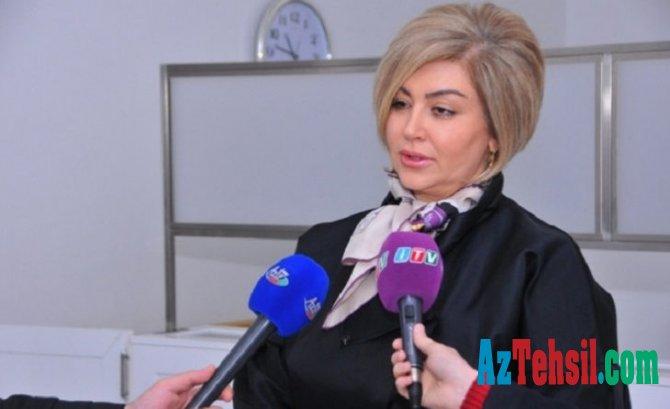Xalidə Bayramova Elinanın intiharına görə prokurorluqda dindirilib